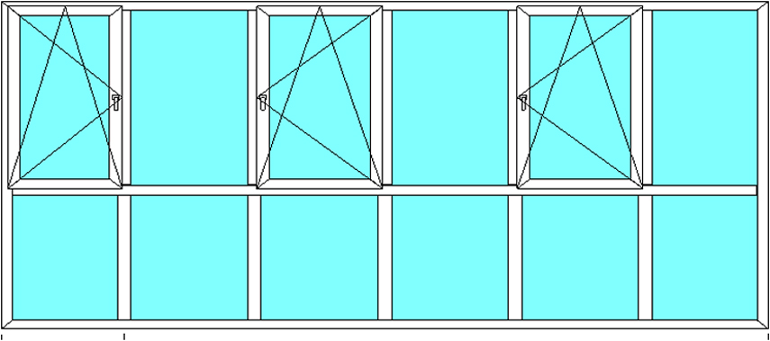 Окна/балконное остекление - кит-интерьер.