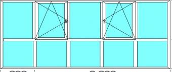 Балконное остекление пвх 24 - кит-интерьер.