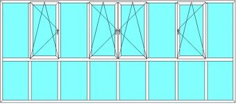 Балконное остекление пвх 27 - кит-интерьер.